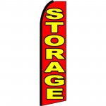 Storage Extra Wide Swooper Flag