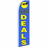Cool Deals Extra Wide Swooper Flag
