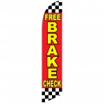 Free Brake Check Windless Swooper Flag