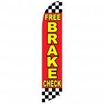 Free Brake Check Swooper Flag