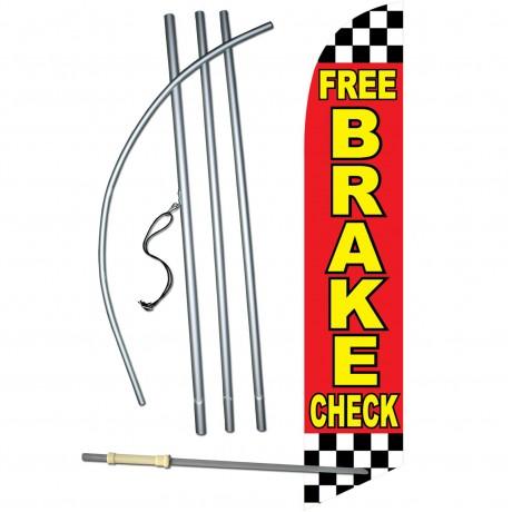 Free Brake Check Swooper Flag Bundle