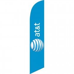 AT&T Wireless Swooper Flag
