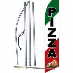 Pizza Swooper Flag Bundle