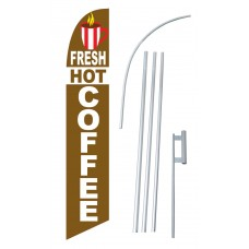 Fresh Hot Coffee Windless Swooper Bundle