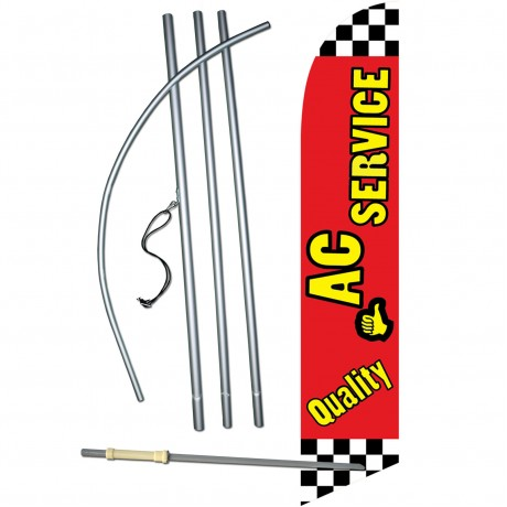 Quality A/C Service Windless Swooper Bundle