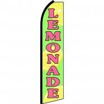 Lemonade Extra Wide Swooper Flag