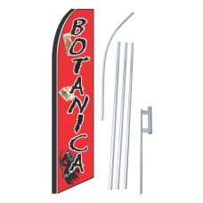 Botanica (Herbal Store) Swooper Flag Bundle