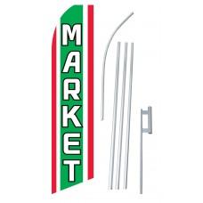 Market Swooper Flag Bundle