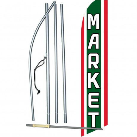 Market Swooper Flag Bundle