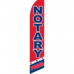 Notary Public Swooper Flag
