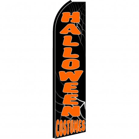 Halloween Costumes Extra Wide Swooper Flag