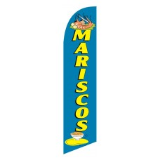 Mariscos(Seafood) Yellow/Dark Blue Windless Swooper