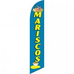 Mariscos(Seafood) Yellow/Dark Blue Windless Swooper