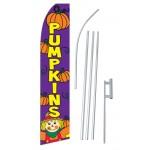 Pumpkins Swooper Flag Bundle