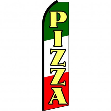 Pizza Swooper Flag