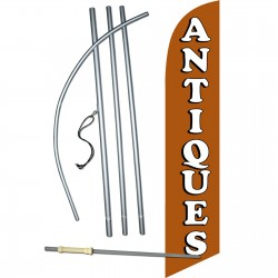 Antiques Windless Swooper Flag Bundle