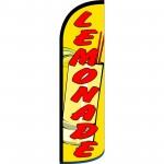 Lemonade Extra Wide Windless Swooper Flag