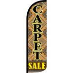 Carpet Sale Extra Wide Windless Swooper Flag