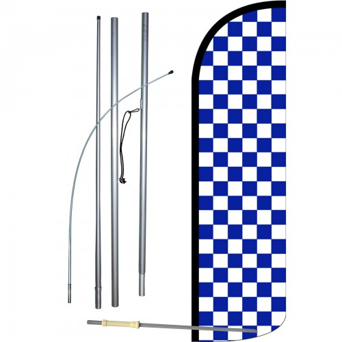 Now Open FOODMART Snacks Drinks Smokes King Windless Flag Pack of 8 Hardware not Included