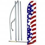 USA Big Stars Swooper Flag Bundle