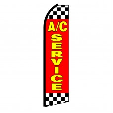 AC Service Swooper Flag