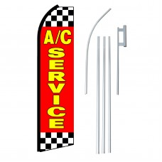 AC Service Swooper Flag Bundle