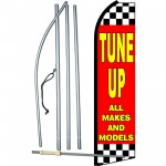 Tune Up All Makes And Models Swooper Flag Bundle