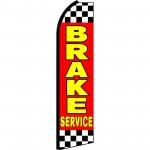 Brake Service Swooper Flag