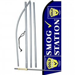 Smog Station Swooper Flag Bundle