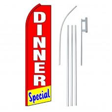 Dinner Special Swooper Flag Bundle