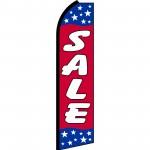 Sale Stars Swooper Flag