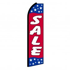 Sale Stars Swooper Flag