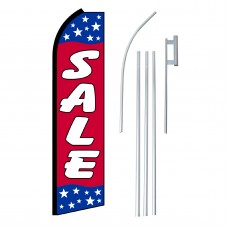 Sale Stars Swooper Flag Bundle