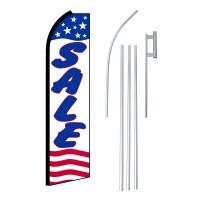Sale Stars & Stripes Swooper Flag Bundle