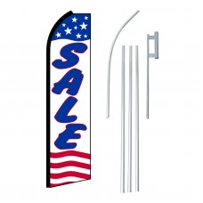 Sale Stars & Stripes Swooper Flag Bundle