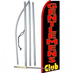 Gentlemens Club Swooper Flag Bundle