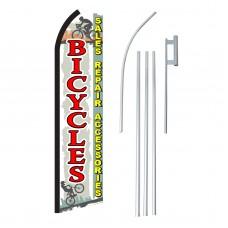Bicycles Swooper Flag Bundle