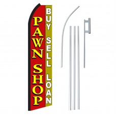 Pawn Shop Swooper Flag Bundle