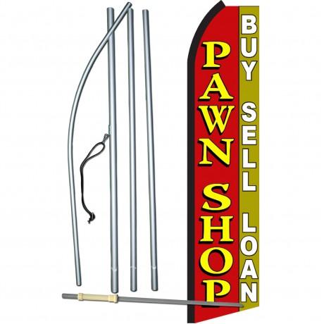 Pawn Shop Swooper Flag Bundle