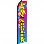 Party Supplies Swooper Flag