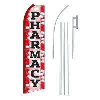 Pharmacy Swooper Flag Bundle