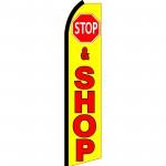 Stop & Shop Swooper Flag