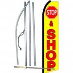 Stop & Shop Swooper Flag Bundle