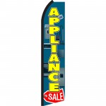 Appliance Sale Blue Swooper Flag