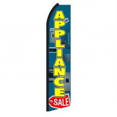 Appliance Sale Swooper Flag