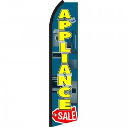 Appliance Sale Swooper Flag