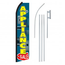 Appliance Sale Swooper Flag Bundle