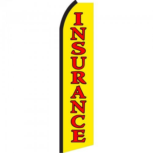 Insurance Yellow Swooper Flag Sw11321 By Www Neoplexonline Com