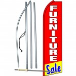 Furniture Sale Swooper Flag Bundle