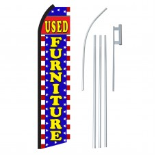 Used Furniture Swooper Flag Bundle